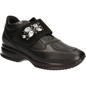Παπούτσια Γυναίκα Χαμηλά Sneakers Byblos Blu 672011 Μαύρος
