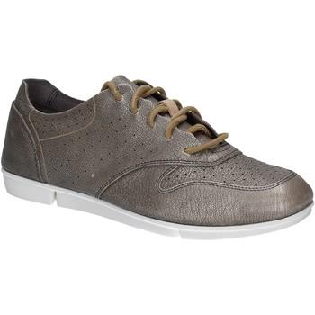 Παπούτσια Γυναίκα Χαμηλά Sneakers Clarks 123804 Ασήμι