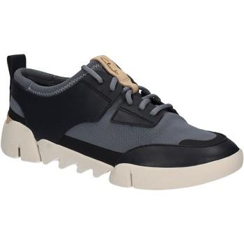 Παπούτσια Γυναίκα Χαμηλά Sneakers Clarks 123810 Μπλε