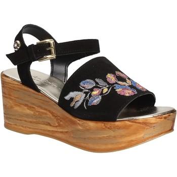 Παπούτσια Γυναίκα Σανδάλια / Πέδιλα Byblos Blu 672210 Μαύρος