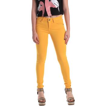 Υφασμάτινα Γυναίκα Skinny jeans Fornarina BE171L37D86846 Κίτρινος
