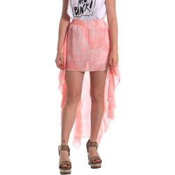 Υφασμάτινα Γυναίκα Φούστες Fornarina BE172C07CA11C5 Ροζ