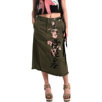 Υφασμάτινα Γυναίκα Φούστες Fornarina BE172C10G29231 Πράσινος