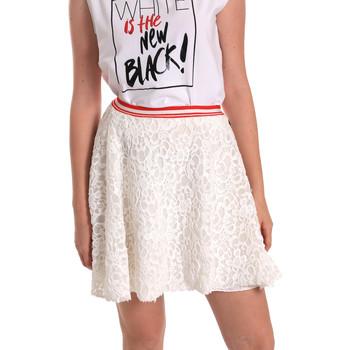 Υφασμάτινα Γυναίκα Φούστες Fornarina BE172C12H26509 λευκό