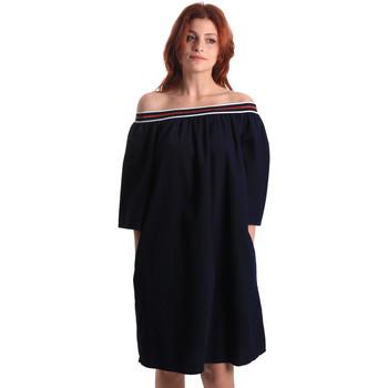 Υφασμάτινα Γυναίκα Κοντά Φορέματα Fornarina BE178D60D883NT Μπλε