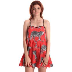 Υφασμάτινα Γυναίκα Ολόσωμες φόρμες / σαλοπέτες Fornarina BE178D63CA0876 Μαύρος