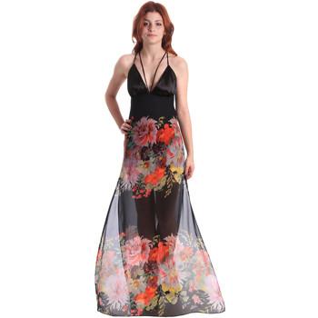 Υφασμάτινα Γυναίκα Μακριά Φορέματα Fornarina BE178D67CA0700 Μαύρος