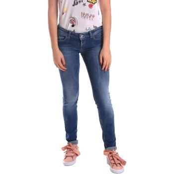 Υφασμάτινα Γυναίκα Skinny jeans Fornarina BER1H27D709R59 Μπλε