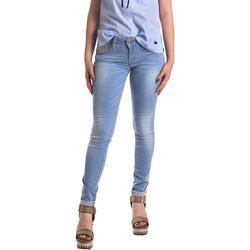 Υφασμάτινα Γυναίκα Skinny jeans Fornarina BER1H37D709R60 Μπλε