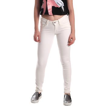 Υφασμάτινα Γυναίκα Skinny jeans Fornarina BER1H37D73409S λευκό