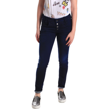 Υφασμάτινα Γυναίκα Skinny jeans Fornarina BER1I02D784R50 Μπλε