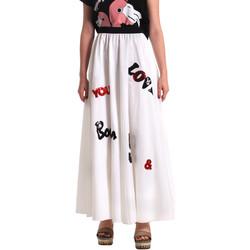 Υφασμάτινα Γυναίκα Φούστες Fornarina SE172B94CA1609 λευκό
