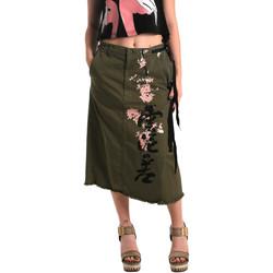 Υφασμάτινα Γυναίκα Φούστες Fornarina SE172C10G29231 Πράσινος