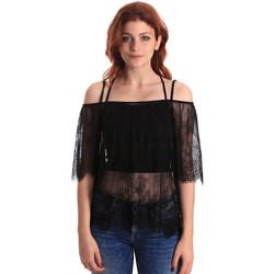 Υφασμάτινα Γυναίκα Μπλούζες Fornarina SE174575H26700 Μαύρος