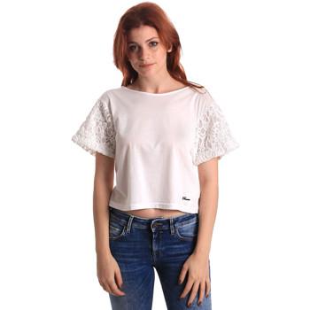 Υφασμάτινα Γυναίκα Μπλούζες Fornarina SE175J88JG1309 λευκό