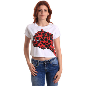 T-shirt με κοντά μανίκια Fornarina SE175L32JG0709