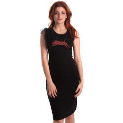 Υφασμάτινα Γυναίκα Κοντά Φορέματα Fornarina SE178D55F42400 Μαύρος