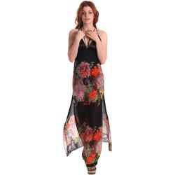 Υφασμάτινα Γυναίκα Μακριά Φορέματα Fornarina SE178D67CA0700 Μαύρος