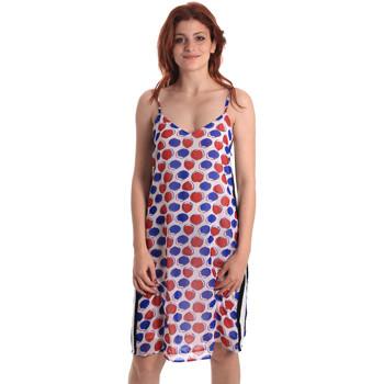 Υφασμάτινα Γυναίκα Κοντά Φορέματα Fornarina SE178D82CA0676 λευκό