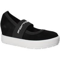 Παπούτσια Γυναίκα Μπαλαρίνες Fornarina PE17MJ1004S000 Μαύρος
