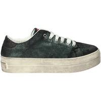 Παπούτσια Γυναίκα Χαμηλά Sneakers Fornarina PE17MX1108R032 Πράσινος