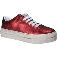 Παπούτσια Γυναίκα Χαμηλά Sneakers Fornarina PE17MX1108R076 το κόκκινο