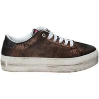 Παπούτσια Γυναίκα Χαμηλά Sneakers Fornarina PE17MX1108R092 καφέ