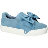 Παπούτσια Γυναίκα Slip on Fornarina PE17YM9608S018 Μπλε