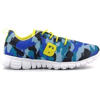 Παπούτσια Παιδί Χαμηλά Sneakers Blaike BS180003S Μπλε