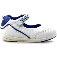 Παπούτσια Κορίτσι Μπαλαρίνες Chicco 01057491 λευκό