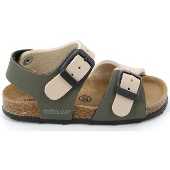 Παπούτσια Παιδί Σανδάλια / Πέδιλα Grunland SB0413 Μπεζ