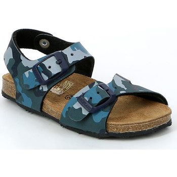 Παπούτσια Παιδί Σανδάλια / Πέδιλα Grunland SB0911 Μπλε