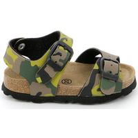 Παπούτσια Παιδί Σανδάλια / Πέδιλα Grunland SB0169 Πράσινος