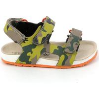Παπούτσια Παιδί Σανδάλια / Πέδιλα Grunland SB0832 Πράσινος