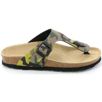 Παπούτσια Παιδί Σαγιονάρες Grunland CB0406 Πράσινος