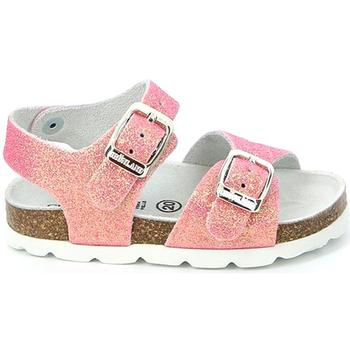 Παπούτσια Κορίτσι Σανδάλια / Πέδιλα Grunland SB0024 Ροζ