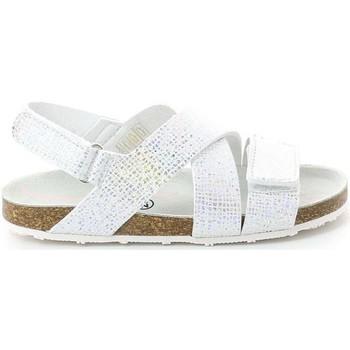 Παπούτσια Παιδί Σανδάλια / Πέδιλα Grunland SB0813 Ασήμι