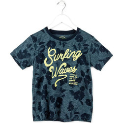 Υφασμάτινα Αγόρι T-shirt με κοντά μανίκια Losan 713 1009AA Μπλε