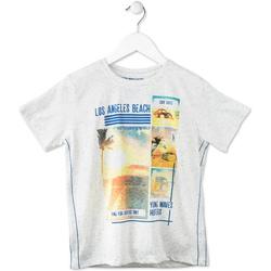 Υφασμάτινα Παιδί T-shirt με κοντά μανίκια Losan 713 1021AA Γκρί