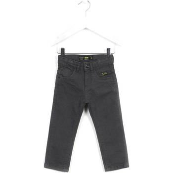 Υφασμάτινα Παιδί Skinny Τζιν  Losan 625 9013AC Γκρί