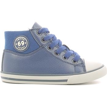 Παπούτσια Αγόρι Ψηλά Sneakers Chicco 01056564000000 Μπλε