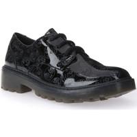 Παπούτσια Παιδί Derby Geox J6420M 000FC Μαύρος