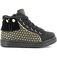 Παπούτσια Παιδί Ψηλά Sneakers Lumberjack SG20505-002 O29 Μαύρος