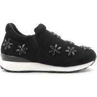 Παπούτσια Κορίτσι Slip on Holalà HS040001S Μαύρος