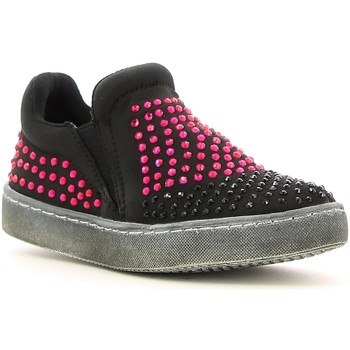 Παπούτσια Κορίτσι Slip on Lulu LS150024T Μαύρος