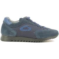 Παπούτσια Παιδί Χαμηλά Sneakers Alberto Guardiani GK22343G Μπλε