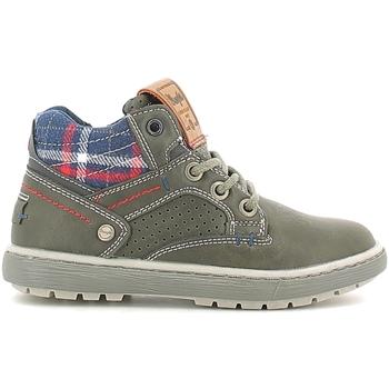 Παπούτσια Παιδί Μπότες Wrangler WJ16238B Μαύρος