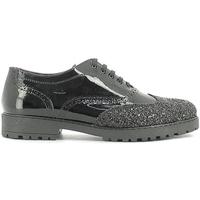 Παπούτσια Παιδί Derby Alberto Guardiani GK22100G/--B/XV00-- Μαύρος