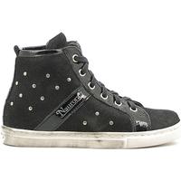 Παπούτσια Παιδί Ψηλά Sneakers Naurora NA-290 Μαύρος