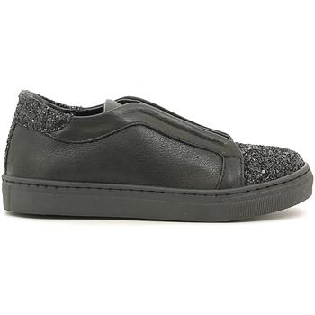 Παπούτσια Κορίτσι Slip on Holalà HS050005L Μαύρος